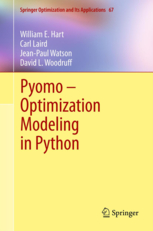 Pyomo Book